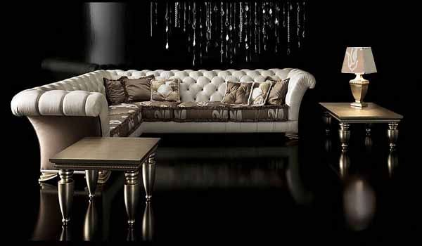Neo Baroque Furniture By Paolo Lucchetta, Modern Furniture Design