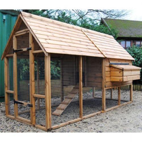 Chicken coop casas para gallinas pinterest gallineros casas para gallinas y casetas de jardin - Casas para gallinas ...