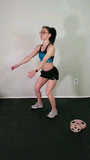 Full body beginner workout at home