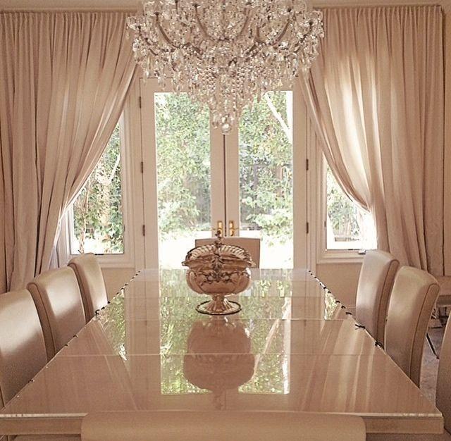 Beautiful Dining Room Photo