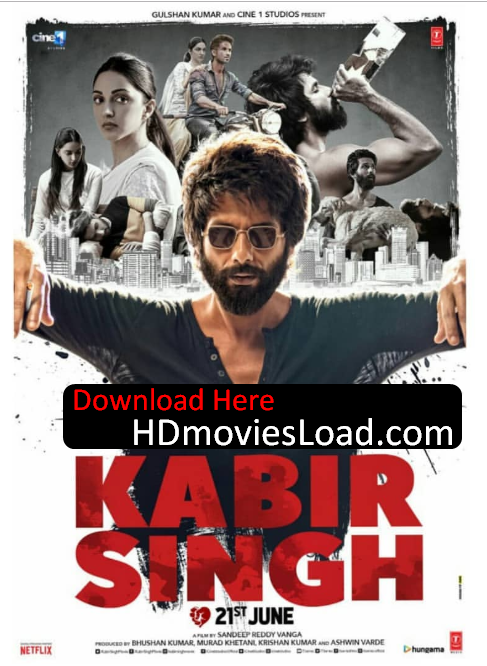 watch kabir singh movie online dailymotion