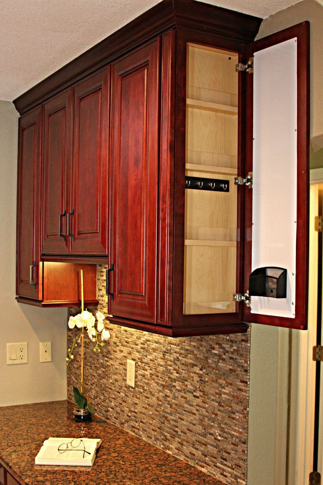 Blind Corner Cabinet Hidden Storage More