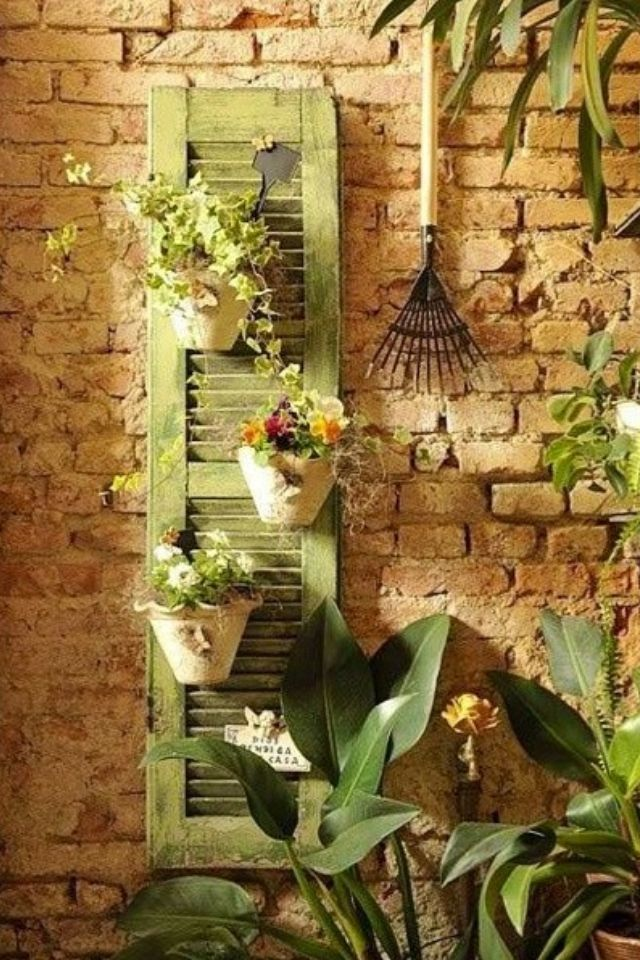 53 Amazing DIY Recycled Garden Decor | Diy recycle, Gardens and ...