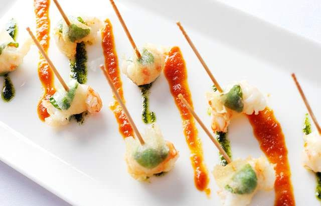 how to cook langoustine tails
