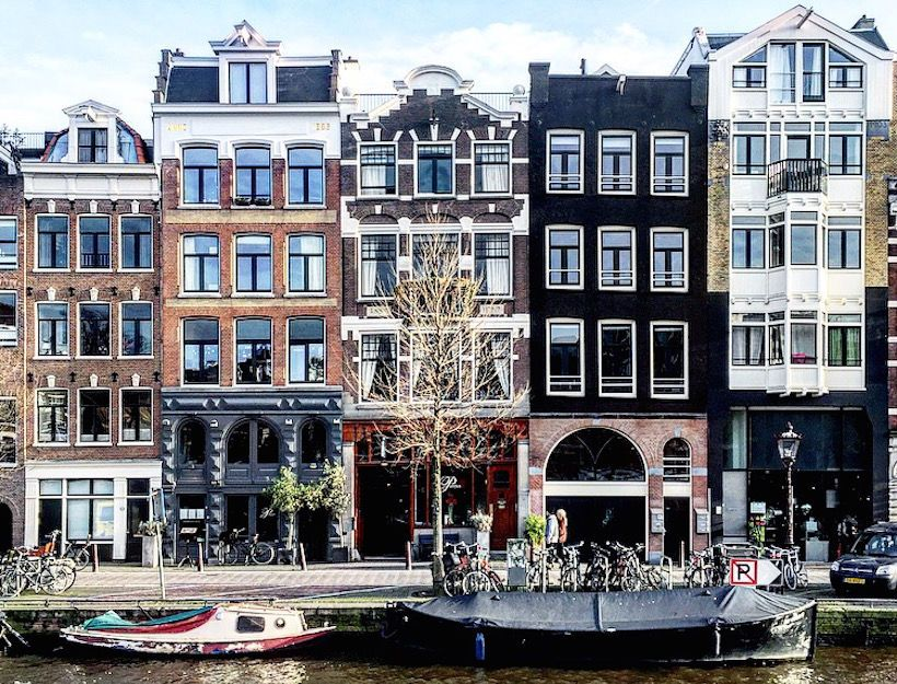 Amsterdam will not disappoint