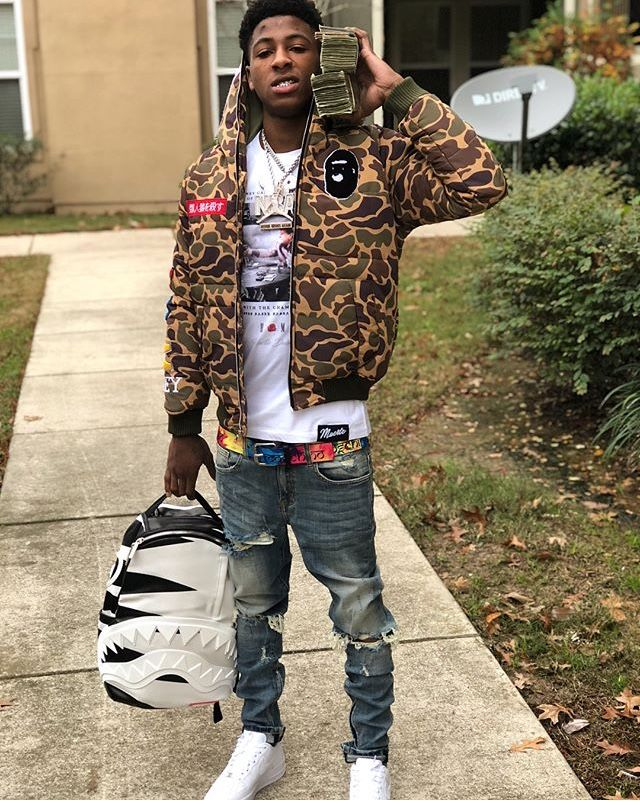 NBA Youngboi nbayoungboi PINTERESTDEE Nba outfit