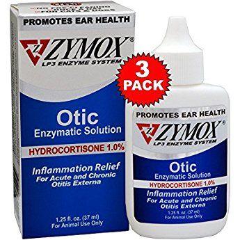 Zymox Enzymatic Ear Solution with 0.5Percent