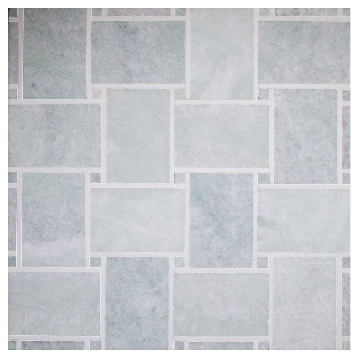 Complete Tile Collection Mosaic Tile Patterns, Large Basketweave ...