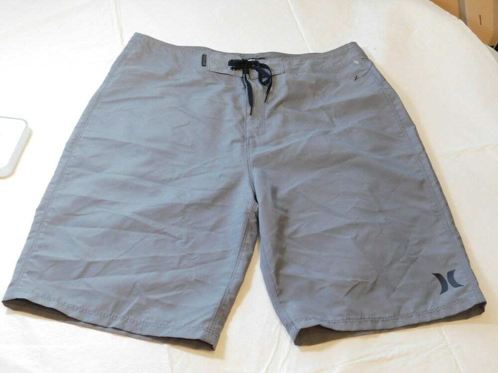 "Men/'s Hurley 21/"" Length Board Shorts Swim"
