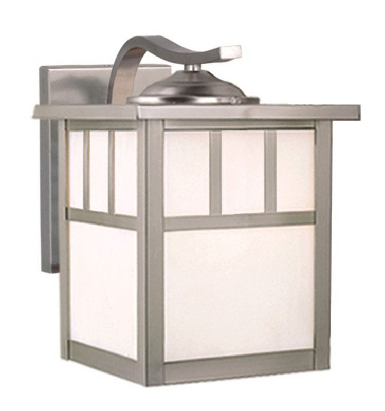 buy the vaxcel lighting ow14673st stainless steel direct shop for