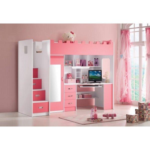 kleine slaapkamer inrichten kind - Google zoeken | Room Ideas ...