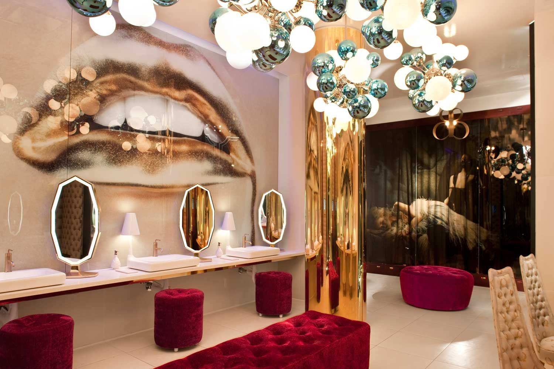 Web Image Gallery Women us Lounge at Vanity Nightclub Las Vegas NV by Mister Important Design