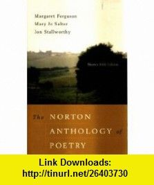 The norton anthology of poetry shorter fifth edition 9780393979213 the norton anthology of poetry shorter fifth edition 9780393979213 margaret ferguson jon fandeluxe Images