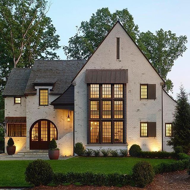 Carolina Home Exteriors: A House Can Never Have Too Many Windows... From Sunrise To