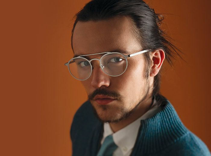 Mens Eyewear Trends 2020.Prodesign Denmark 4144 From Design Eyewear Group In 2019
