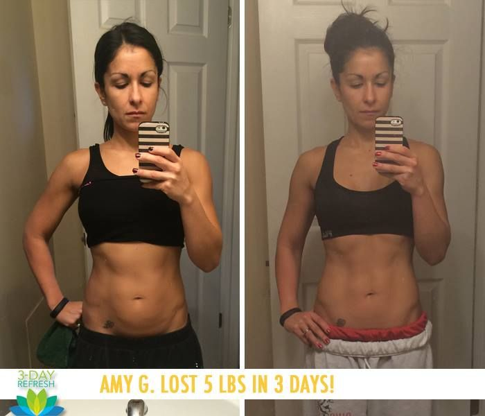 how to lose weight fast in 3 days