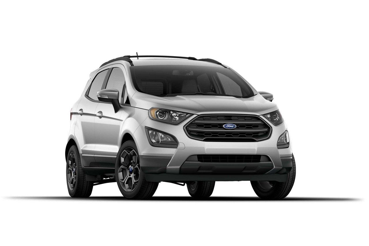 đanh Gia Tổng Quan Xe Ford Ecosport 2019 Ford Ecosport Car