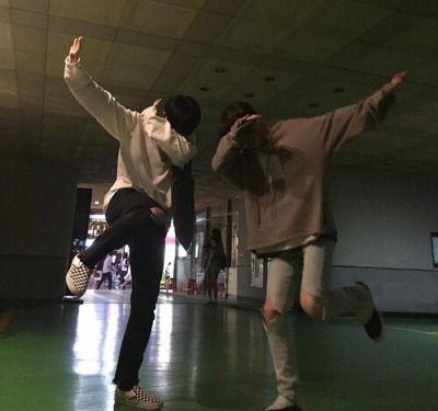 Couple Ulzzang Amizade De Menina Amigos Homens Friends Korean