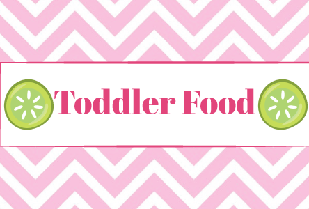 Tons of resources and recipes for toddler food!