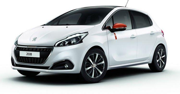 New Peugeot 108 Top 208 Roland Garros Specials Plus Sporty 108