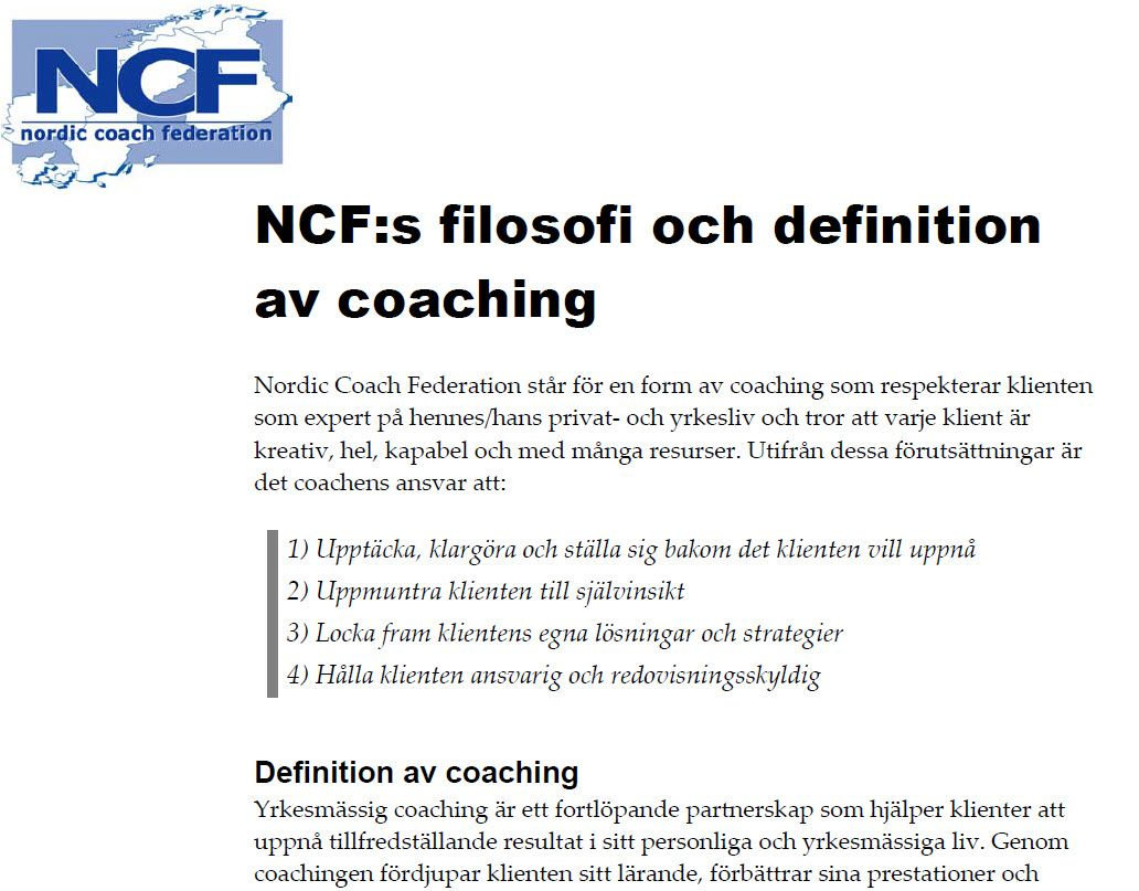 ncf:s filosofi och definition av #coaching https://www.dropbox/s