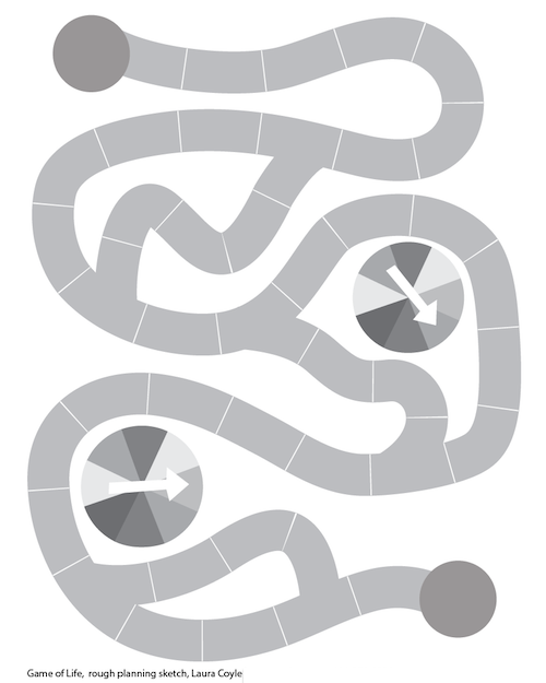 simple game design document template - how to create a board game path in illustrator graphic