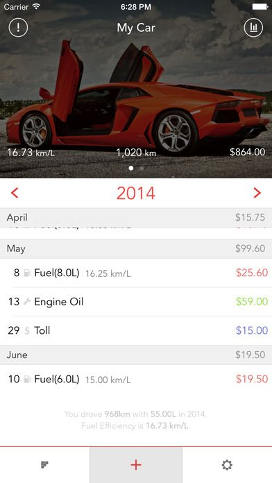 DrivrLog (Fuel/Maintenance Log) Lifestyle Finance iPhone App...: DrivrLog (Fuel/Maintenance Log) Lifestyle… #iphone #Lifestyle #Finance