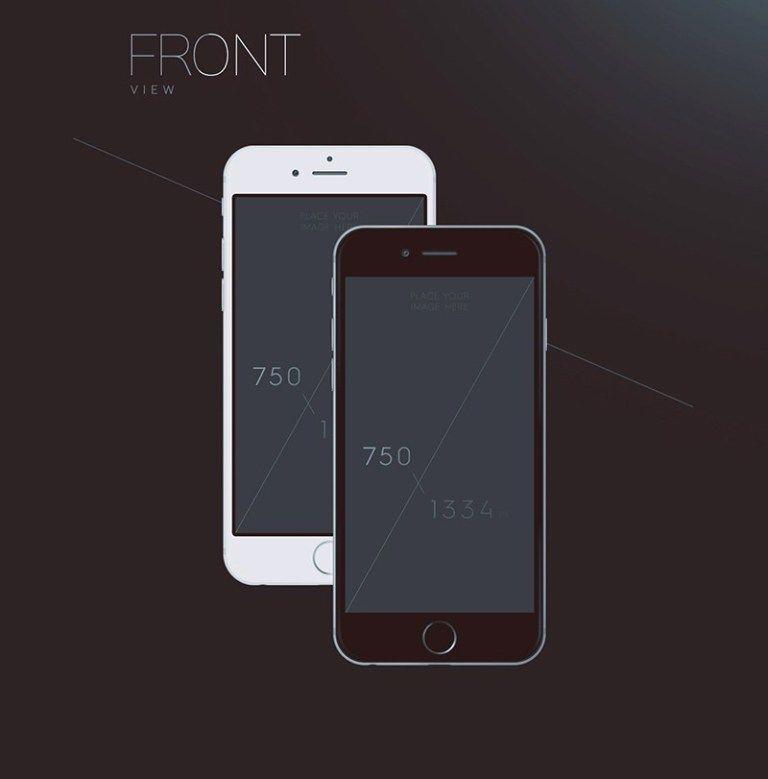 20 Fresh Free Iphone 6 Mockup Psd Download Free Iphone 6 Free Iphone Mockup Psd