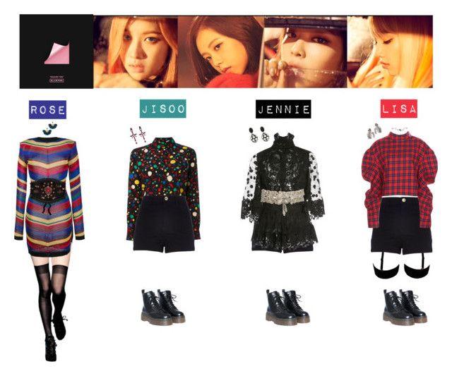 783d696e5f ... featuring polyvore fashion style Balmain Elie Saab A.W.A.K.E. Yves  Saint Laurent River Island Marni Gas Bijoux Lydia Courteille Dolce&Gabbana  clothing