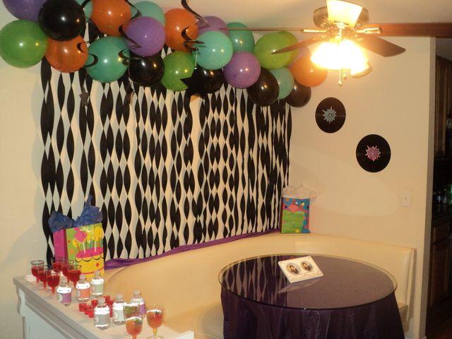 Nightclub Birthday Party Ideas 2nd Birthday Parties Party