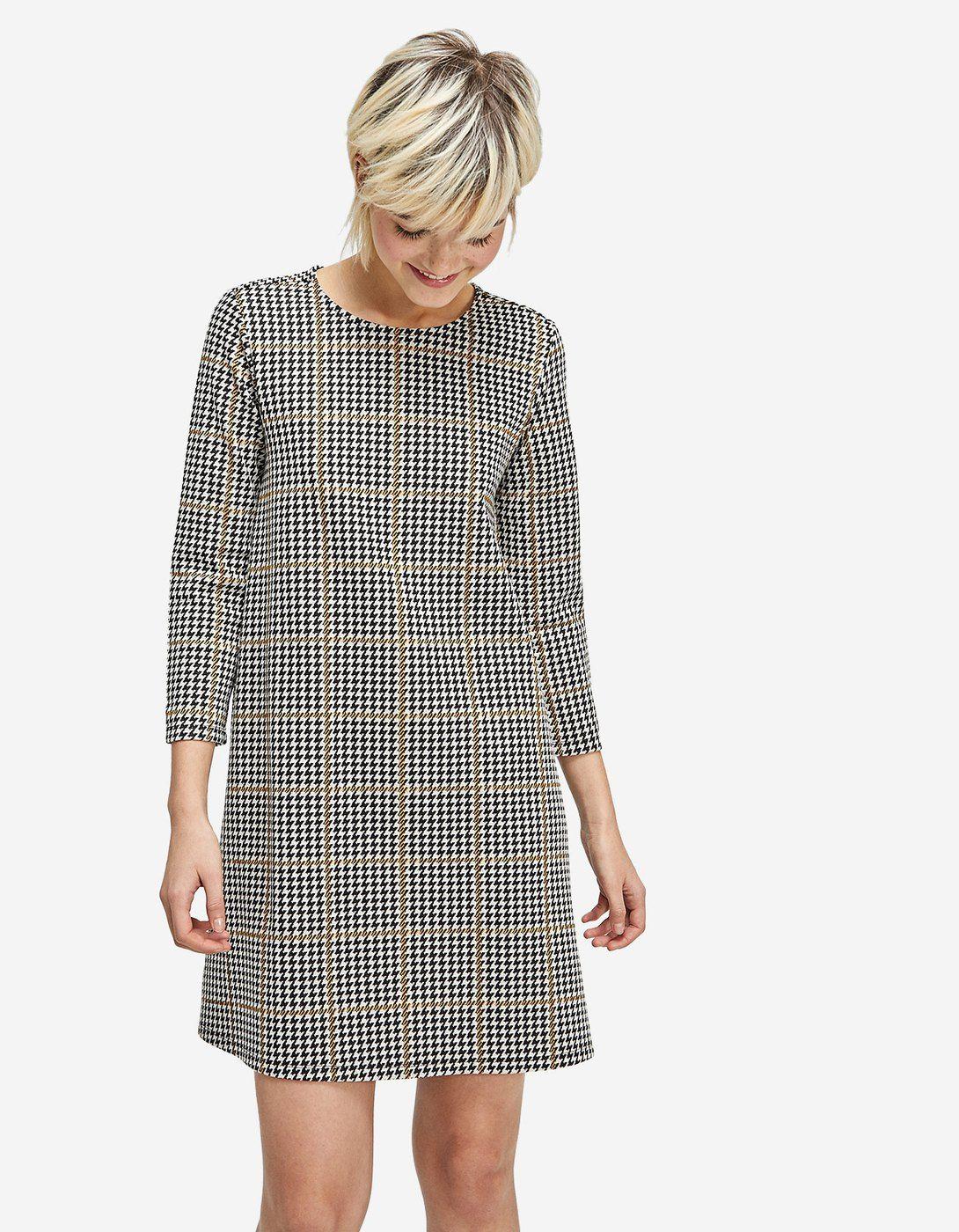 a-line dress - just in | stradivarius méxico | bekleidung
