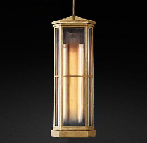 Valentin pendant burnished stainless steel rh decorations for new house pinterest outdoor lighting pendants and catalog