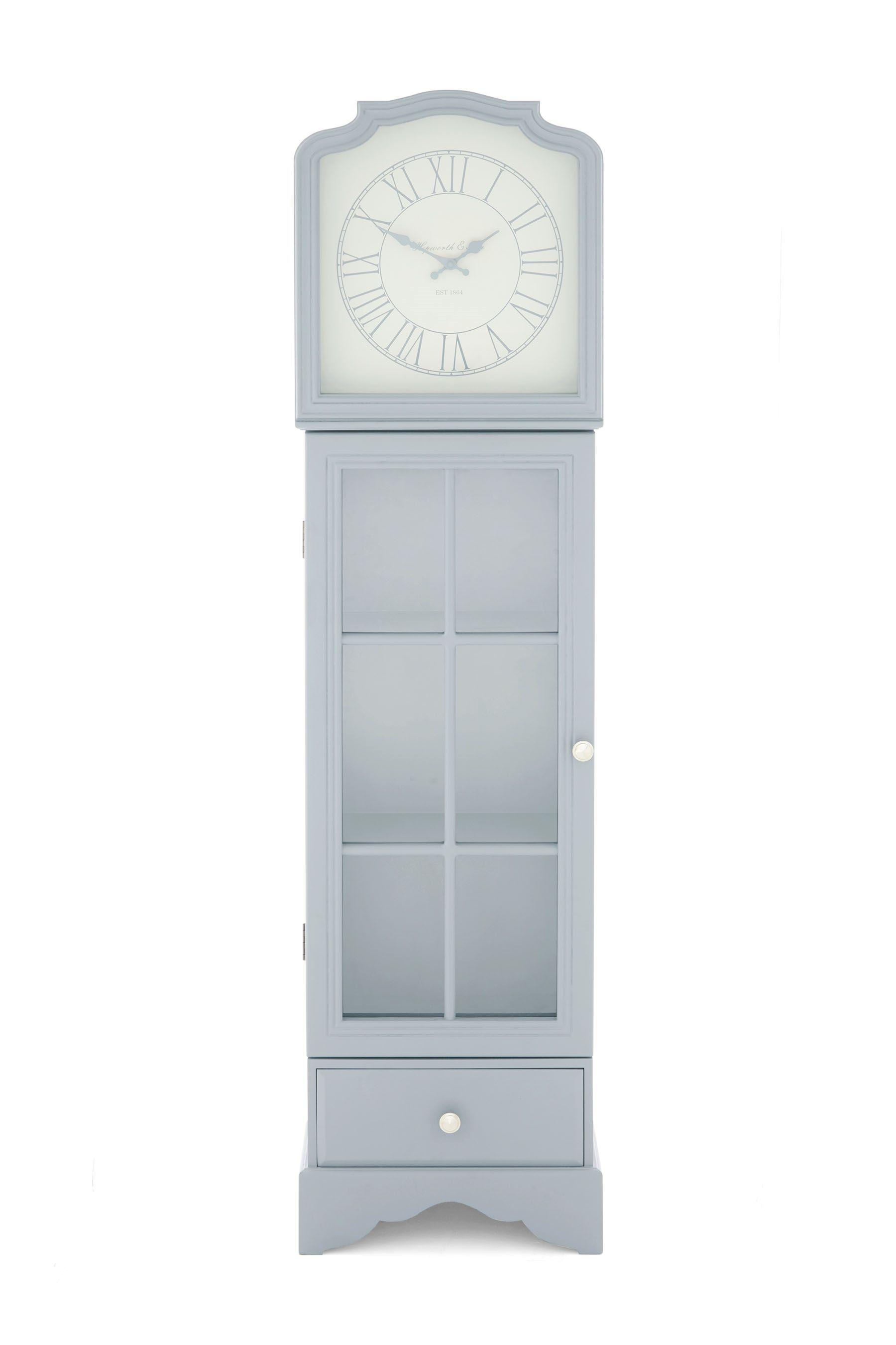 Buy Wooden Grandmother Clock From The Next UK Online Shop