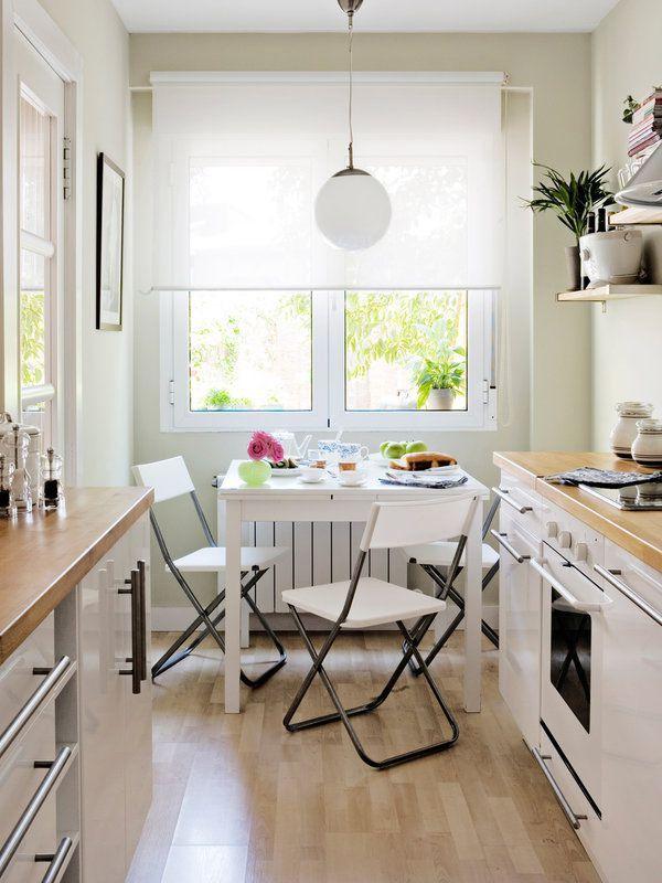 Ideas para decorar una cocina comedor reformas de cocinas - Cocinas pequenas decoracion ...