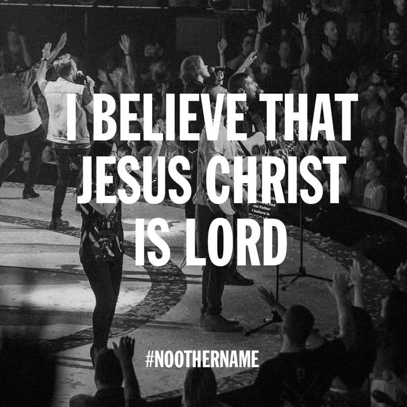 Hillsong! No Other Name...