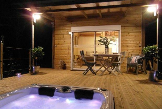 Chambre DHtes  Ascain Pyrnes Atlantiques Cottage  Spa