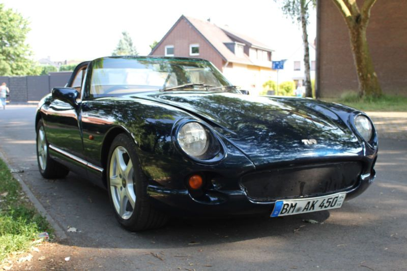 New Car Old Car Tvr Chimaera 1994 British Cars New Cars Old Cars