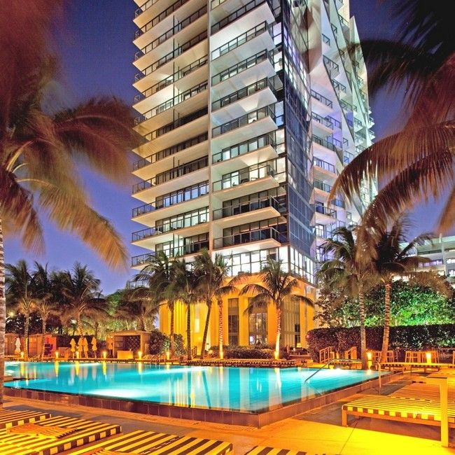 W Hotel Miami Images South Beach