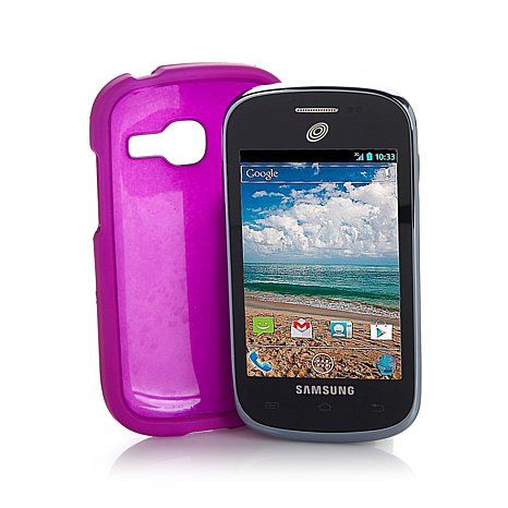 Samsung Galaxy Centura Android TracFone w/1200 Minutes