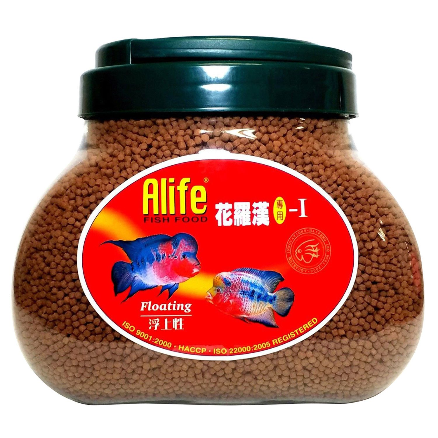 Hai Feng ALife Flowerhorn & Aquatic Foods Intense Color/Growth ...