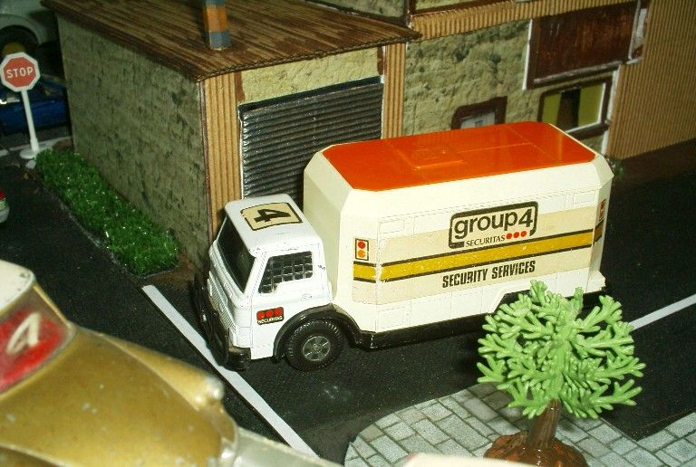 ? (Matchbox) Mini trucks, Trucks, Security service