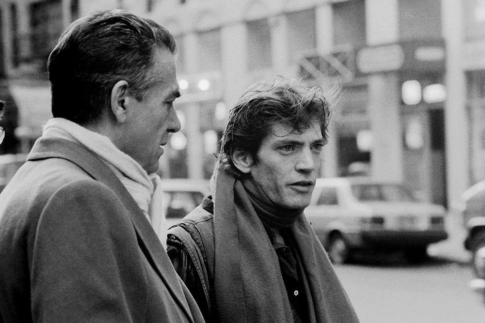 Robert Mapplethorpe and Fernando Vijande 1985Javier Porto