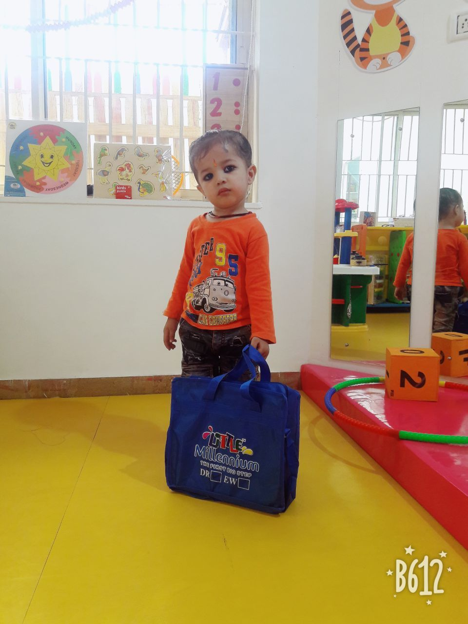 Together, we Play, Learn & Grow Little Millennium Pre School Bopal