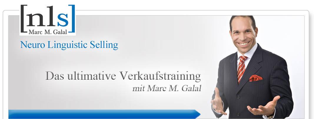 neuro linguistic selling das ultimative verkaufstraining mit marc m galal career. Black Bedroom Furniture Sets. Home Design Ideas