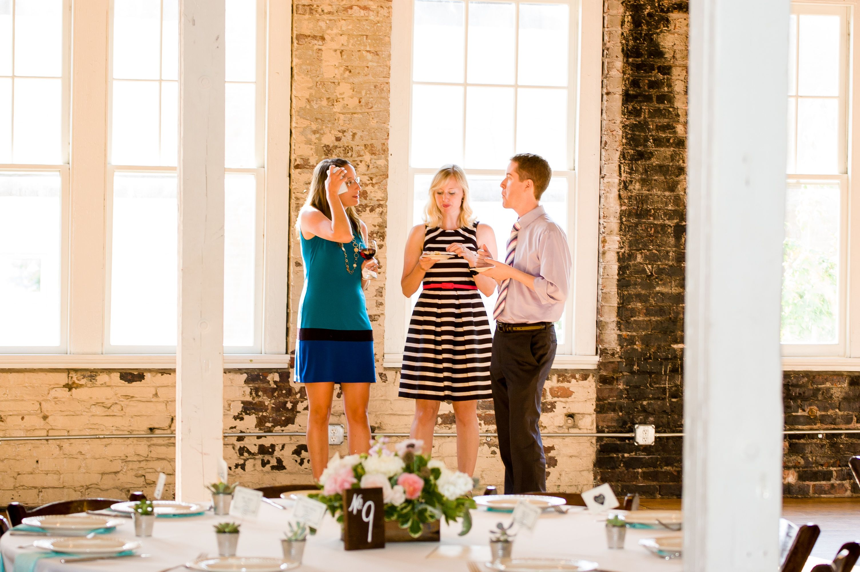 The Stockroom At 230 Raleigh Nc Wedding Reception Venues August