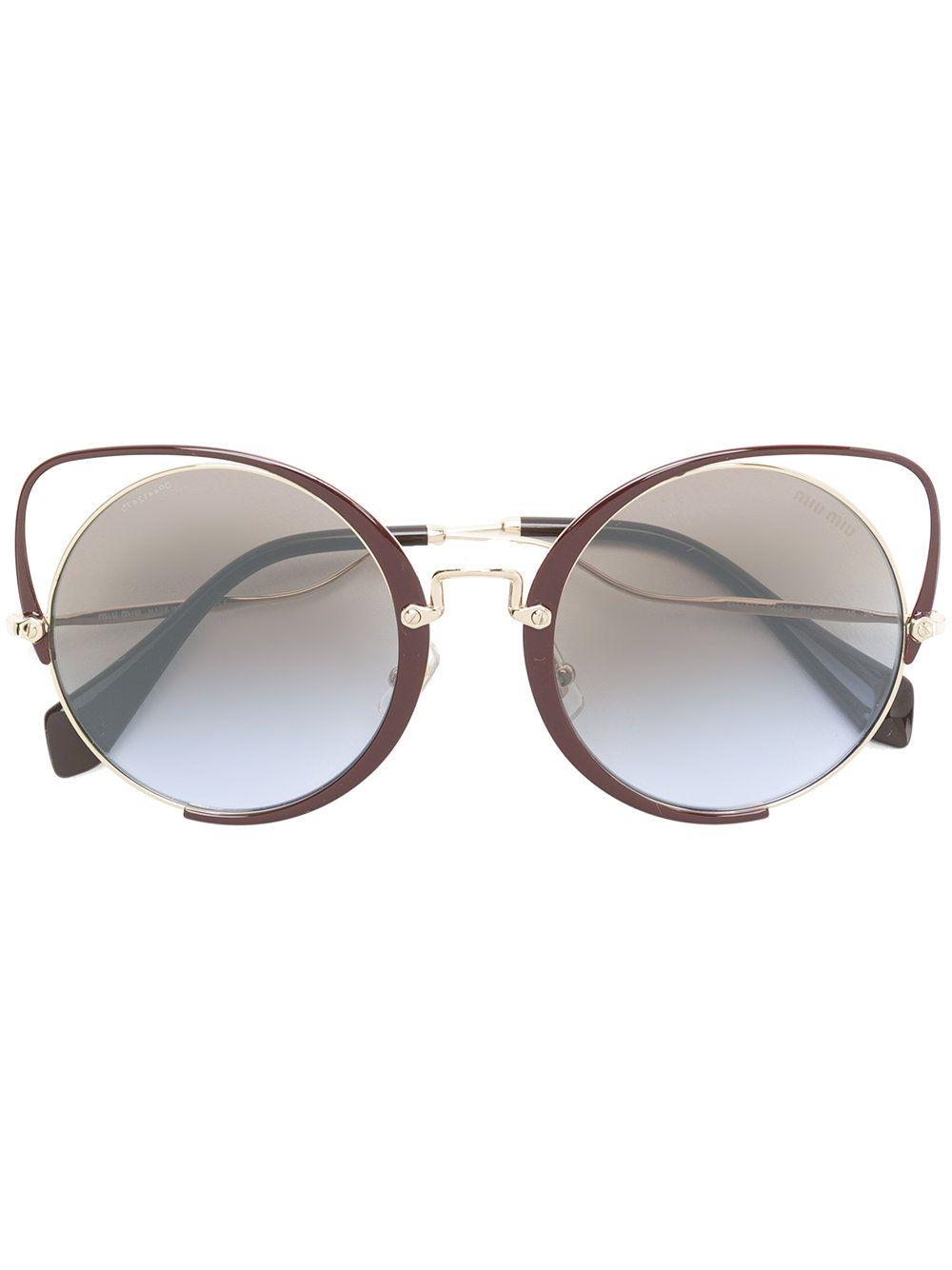 Oversized Cat   Pinterest   Miu miu, Eyewear and Sunnies 3927ba5f76