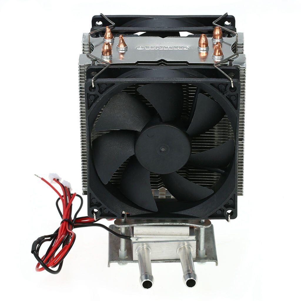 12v 180w diy refrigeration semiconductor kit electronic
