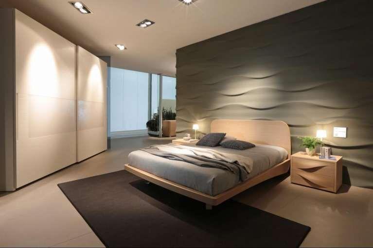 Illuminazione camera da letto - Abat jour sui comodini
