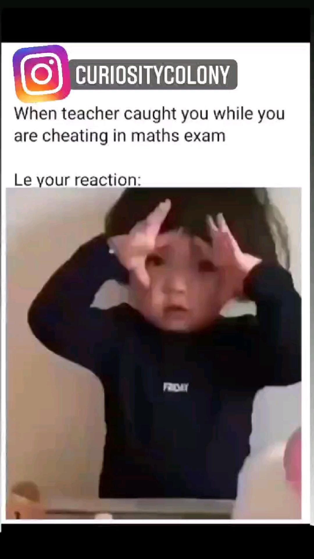 Me during my Maths Paper🥺🥺