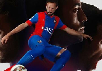 Levante UD 2015/16 Nike Home and Away Kits